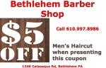 Bethlehem Barber Shop