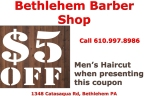 Bethlehem Barber Shop